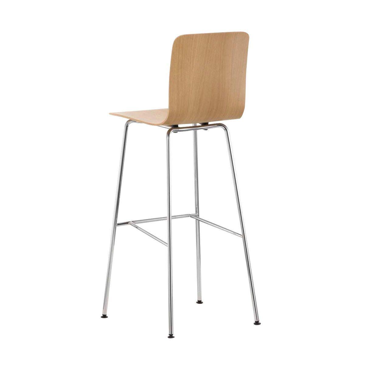 Hal ply stool high barhocker vitra for Barhocker 80 cm hoch