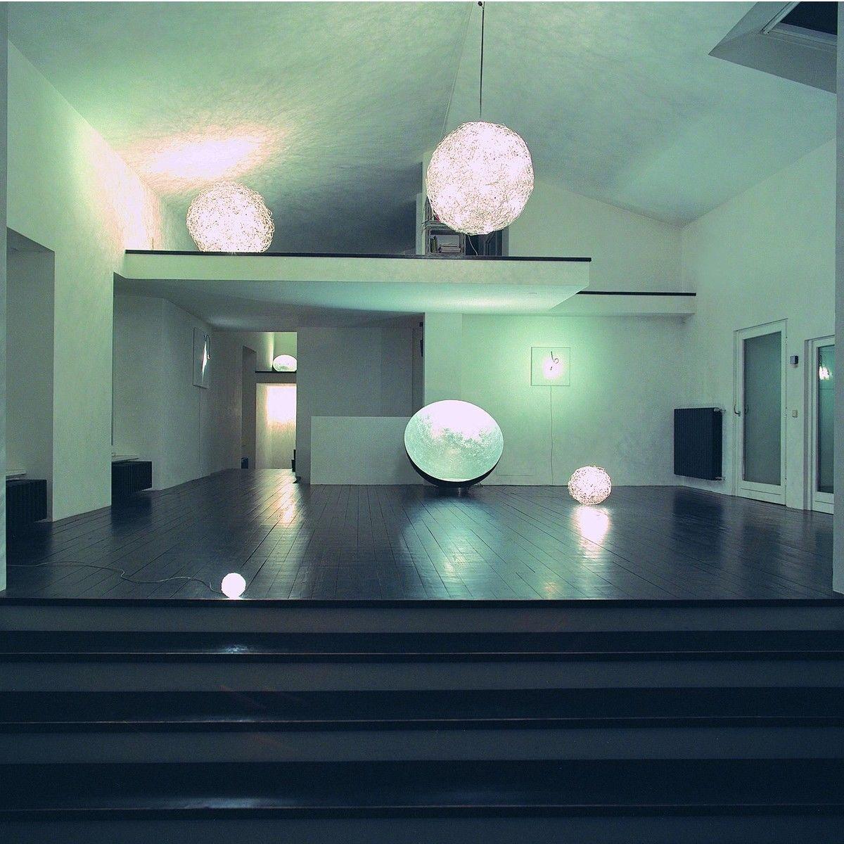 fil de fer 12v suspension lamp catellani smith. Black Bedroom Furniture Sets. Home Design Ideas