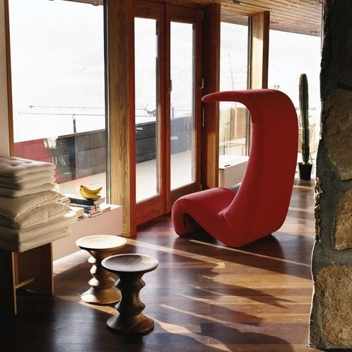Vitra - Amoebe Highback Lounge-Sessel