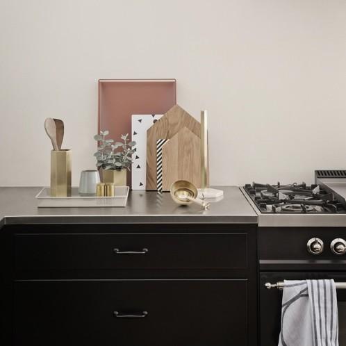 ferm LIVING - Hexagon Stand Küchenrollenhalter