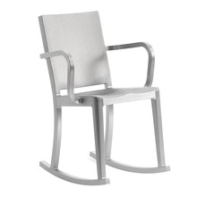 EMECO - Hudson Rocking Chair With Armrests