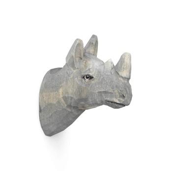 ferm LIVING - Animal Kleiderhaken Nashorn