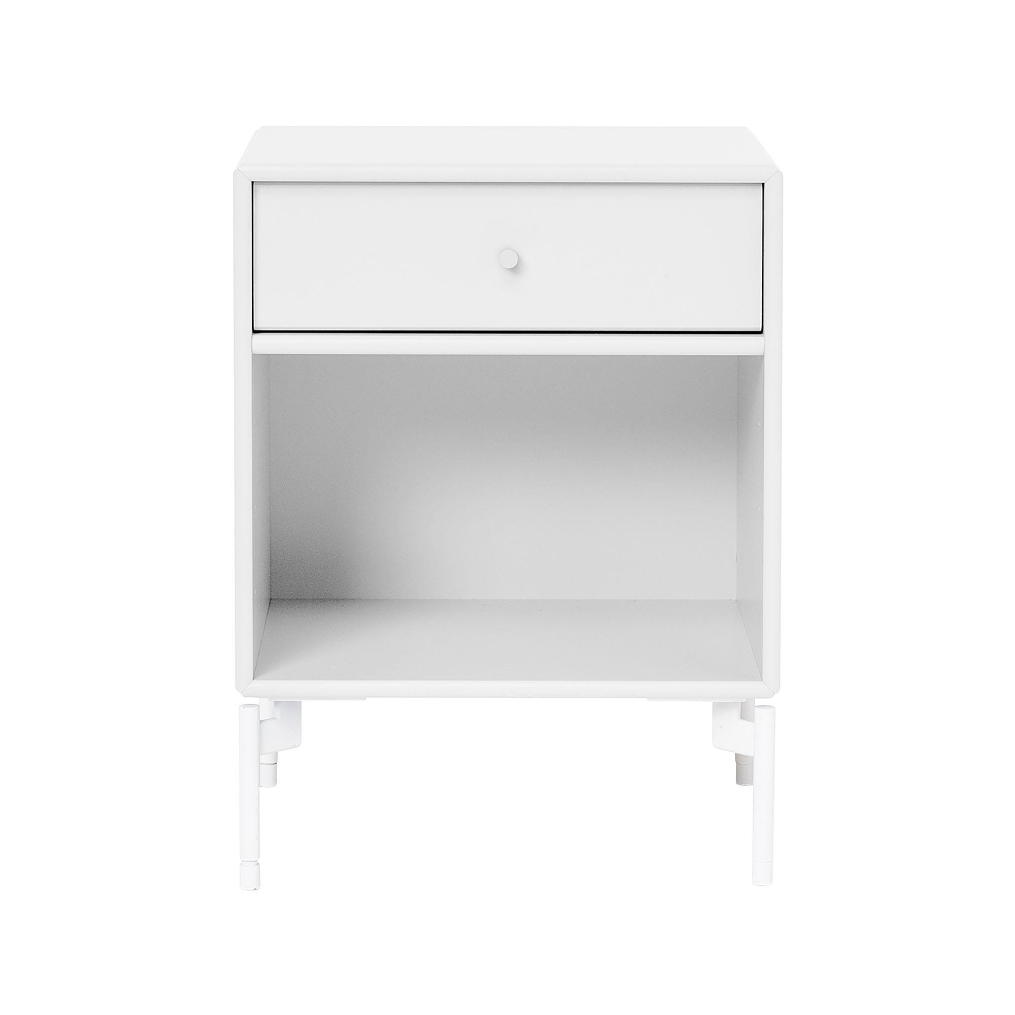 Picture of: Montana Dream Bedside Table With Drawer H 48cm Ambientedirect