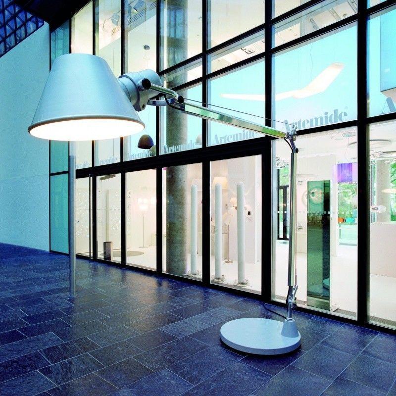 tolomeo xxl vloerlamp artemide. Black Bedroom Furniture Sets. Home Design Ideas
