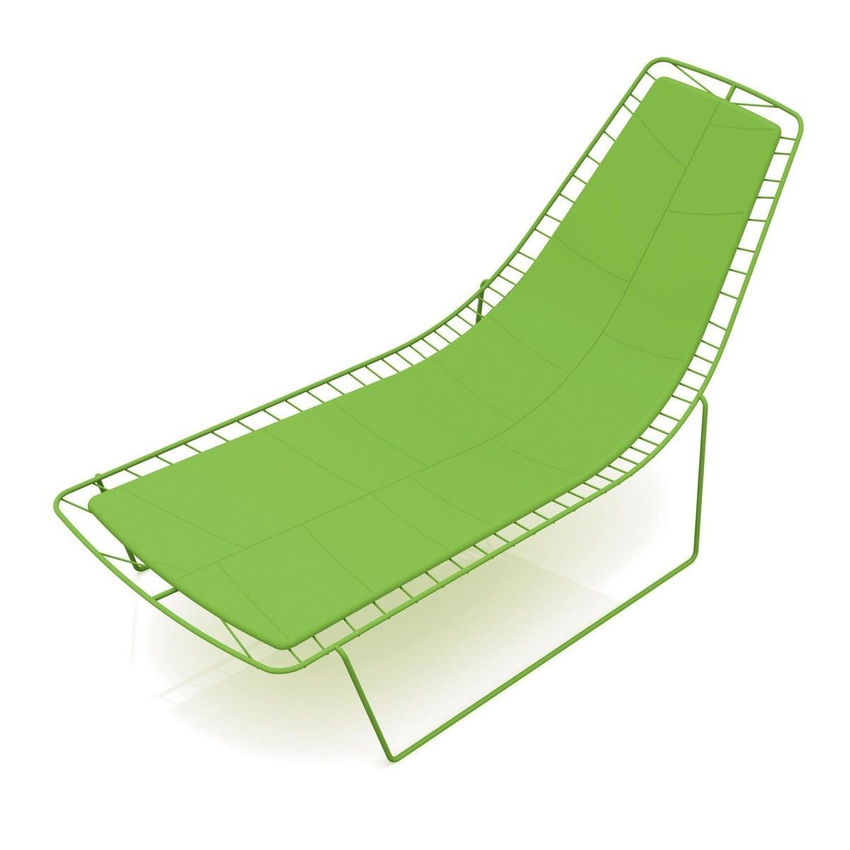 Leaf lounger arper for Arper leaf chaise lounge