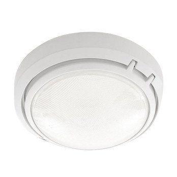 Luceplan - Metropoli D20/17P LED Wandleuchte - weiß/Diffusor Polycarbonat/2700K/300lm