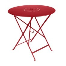 Fermob - Floréal - Table pliante Ø77cm