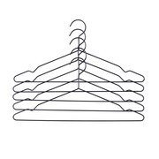 HAY - Hang Coat Hanger Set of 5