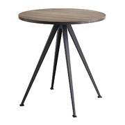 HAY - Table Ø70cm Pyramid Café 21
