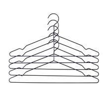 HAY - Hang Kleiderbügel 5er Set