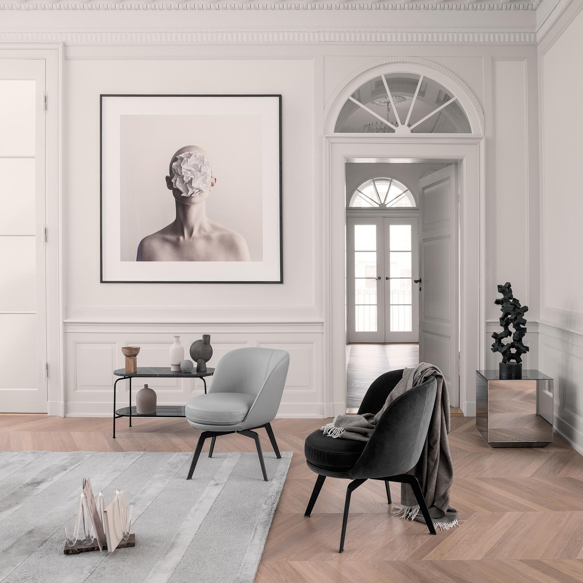 rolf benz 562 sessel ambientedirect. Black Bedroom Furniture Sets. Home Design Ideas