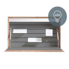 müller möbelwerkstätten - Flatbox Wall Secretary 71.7x12.3x43.1cm