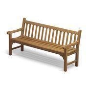 Skagerak - England Bank - teak/Größe 3/Breite: 180 cm