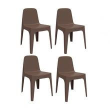 Vondom - Solid Stuhl 4er-Set