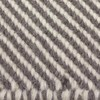 GAN - Sail Gan Spaces Pouf/Sitzsack - taupe/Handknüpftechnik: Dhurrie/Füllung: Polystrol/100x110x120 cm