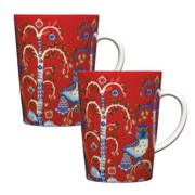 iittala - Taika Mug 0.4l Set 2 Pieces
