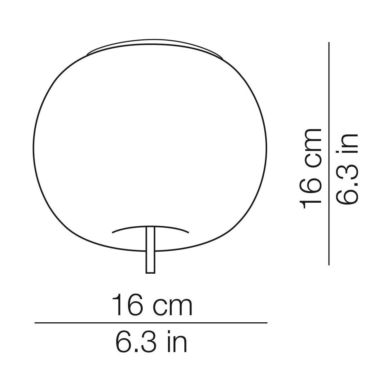 2700k Noir 16cm KundaliniKushi 16 ø Blanc Plafonnier 16cm Opaque Led 600lm  Detail Lu0027applique H F7vYgb6y