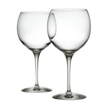 Alessi - Mami XL Red Wine Glass Set