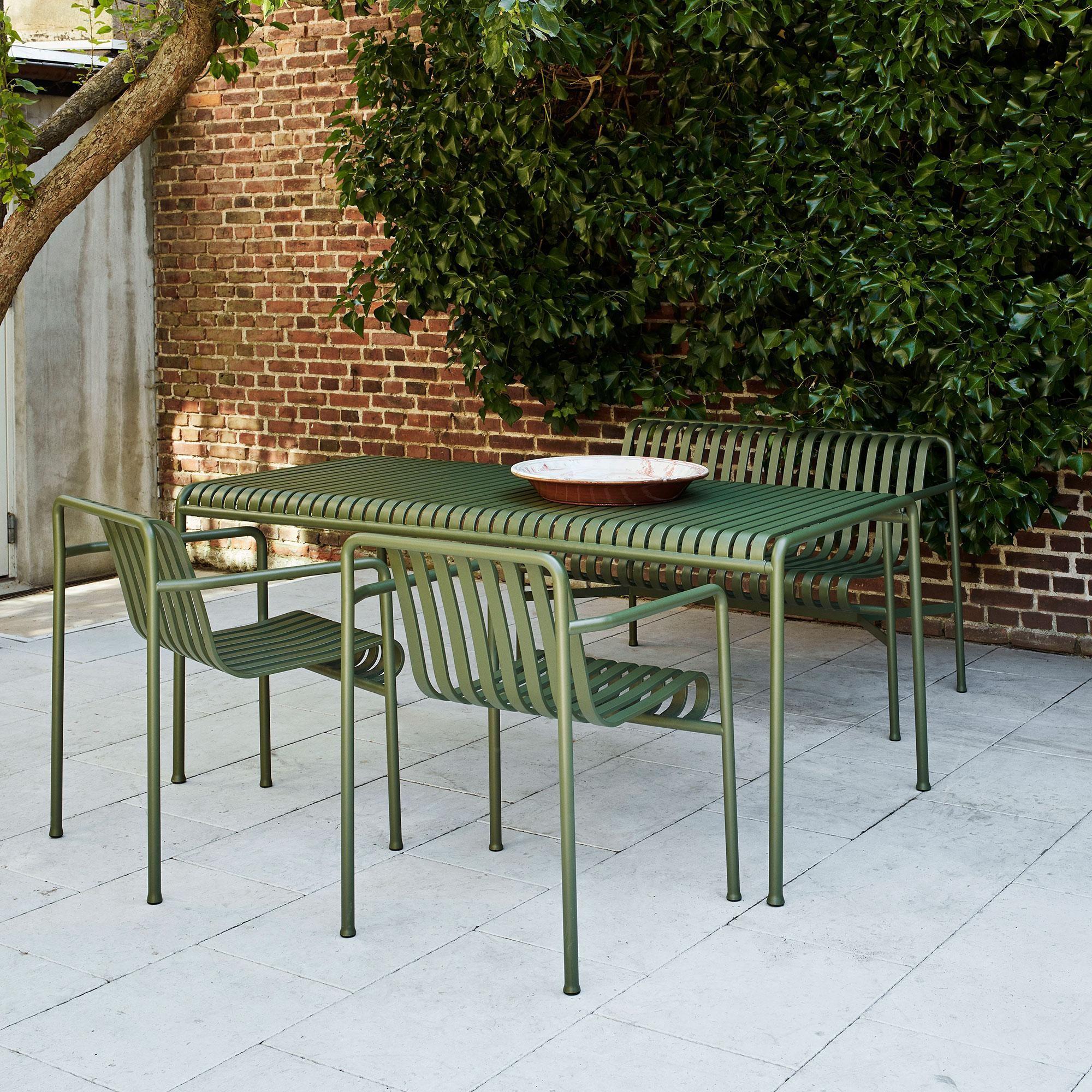 hay palissade dining table 170x90cm ambientedirect rh ambientedirect com