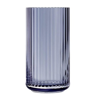 Lyngby Porcelæn - Lyngby Vase Glas H 20.5cm