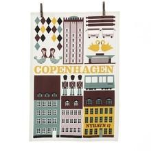 ferm LIVING - Copenhagen Geschirrtuch