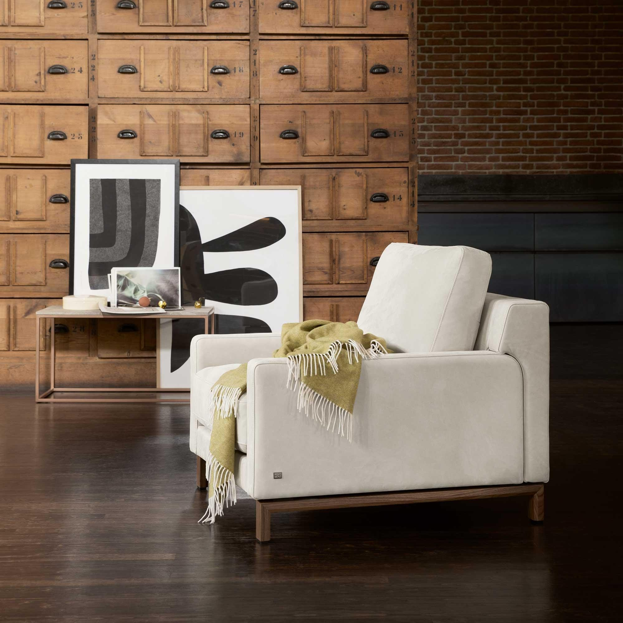 rolf benz ego fauteuil ambientedirect. Black Bedroom Furniture Sets. Home Design Ideas