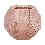 Tom Dixon - Etch Tealight Holder Wood Grain