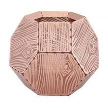 Tom Dixon - Etch Teelichthalter Holzmaserung