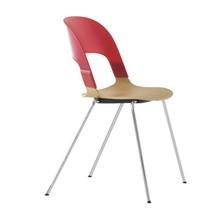 Fritz Hansen - Pair Chair BH20 Stuhl