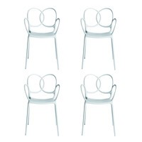 Driade - Sissi Armchair Set Of 4