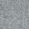HAY - Mags Soft Lounge Sofa Armlehne rechts - hellgrau/Beine schwarz/Stoff Hallingdal 130/Naht schwarz/324x154x67cm