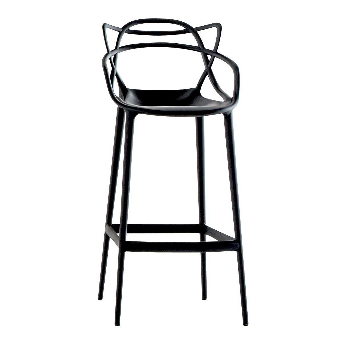 Masters Bar Stool 109cm | Kartell | AmbienteDirect.com