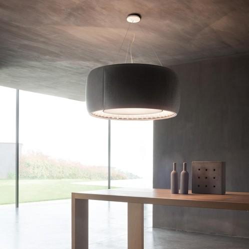 Luceplan - Silenzio LED 120 Pendelleuchte
