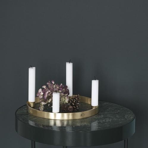 ferm LIVING - Circle Kerzenständer