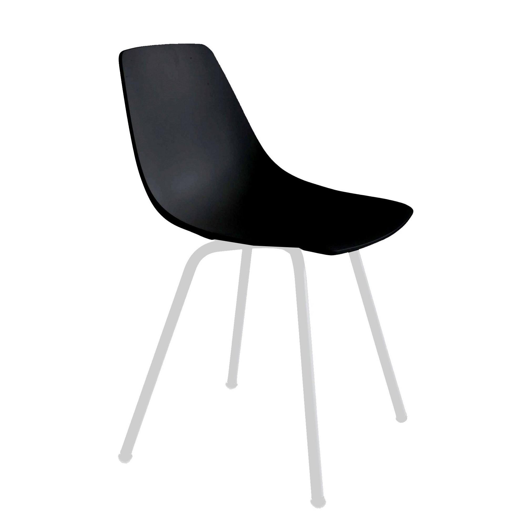 ... La Palma   Miunn Chair Frame White   Black Stained Open Pored/frame  White ...