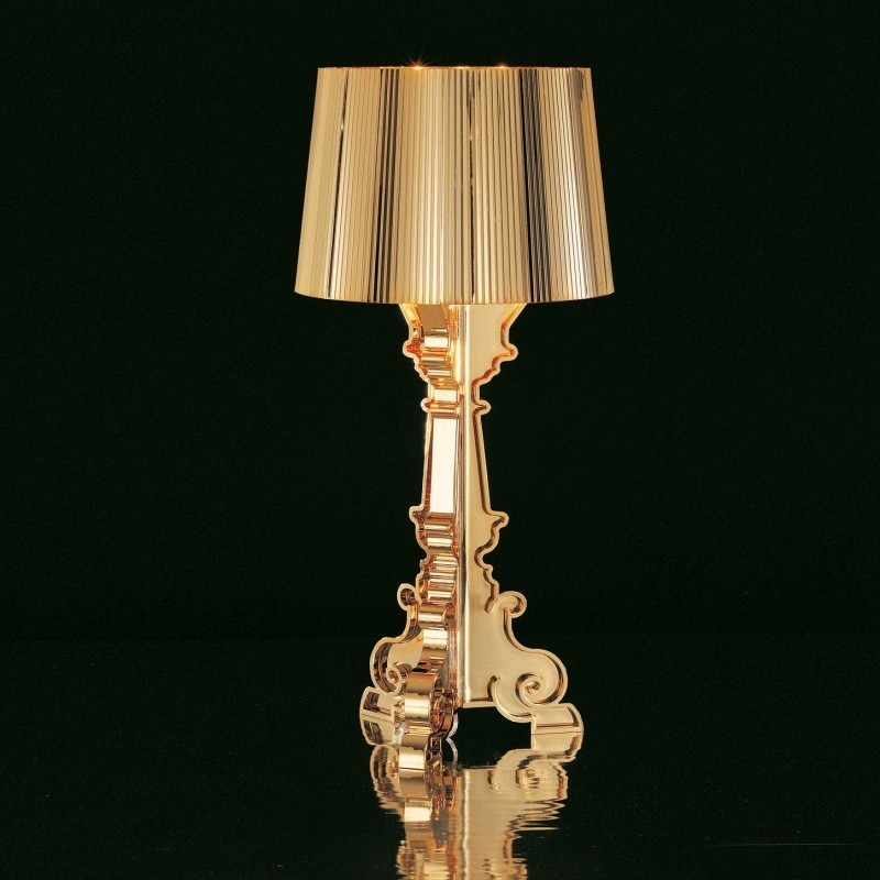 kartell bourgie lampe de table ambientedirect. Black Bedroom Furniture Sets. Home Design Ideas