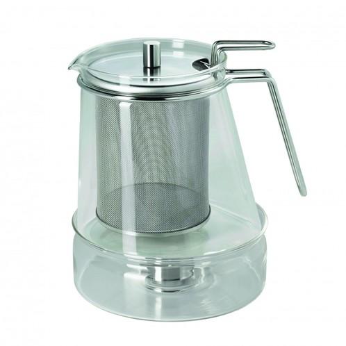 mono - Mono Ellipse Stövchen für Teekanne