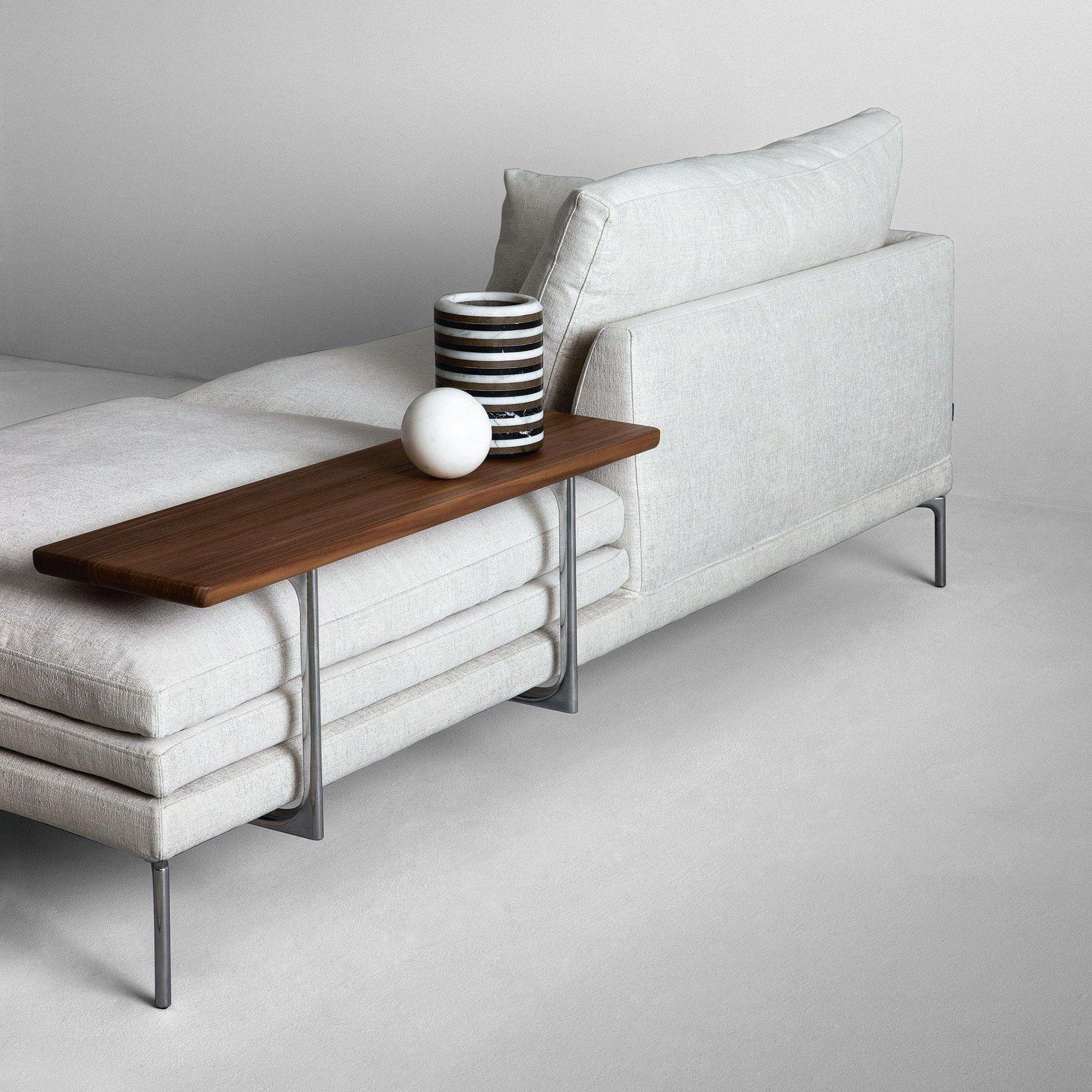 william canap avec chaise longue zanotta. Black Bedroom Furniture Sets. Home Design Ideas