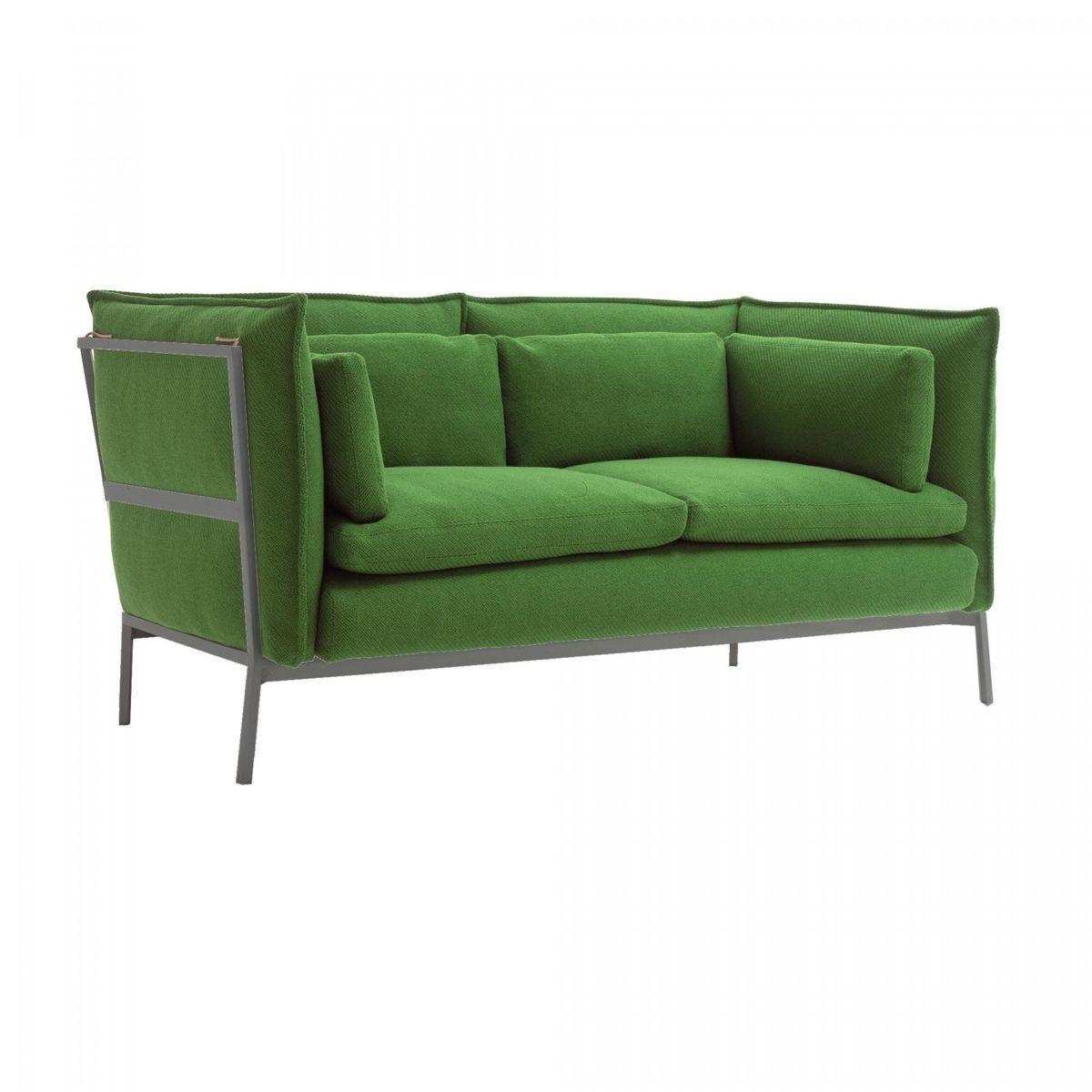 Basket bouroullec 2 sitzer sofa cappellini for Ohrensessel 1 5 sitzer bezug baumwollmischgewebe