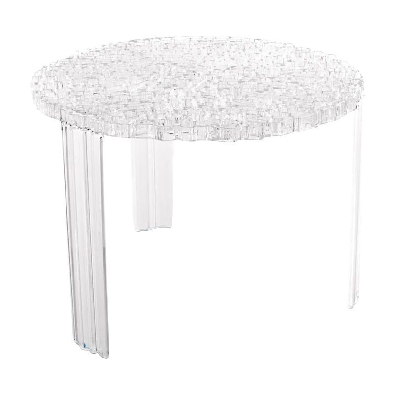 T-Table Side Table 36 | Kartell | Ambientedirect.Com
