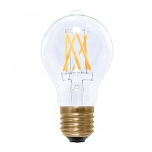 Segula - LED E27 BULB FILAMENT CLEAR 6W => 40W
