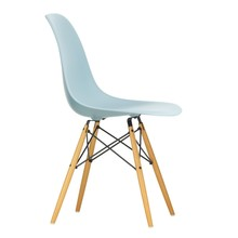 Vitra - Eames Plastic Side Chair DSW Ahorn gelblich