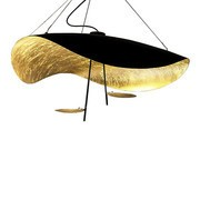 Catellani & Smith - Lederam Manta S2 LED Suspension Lamp