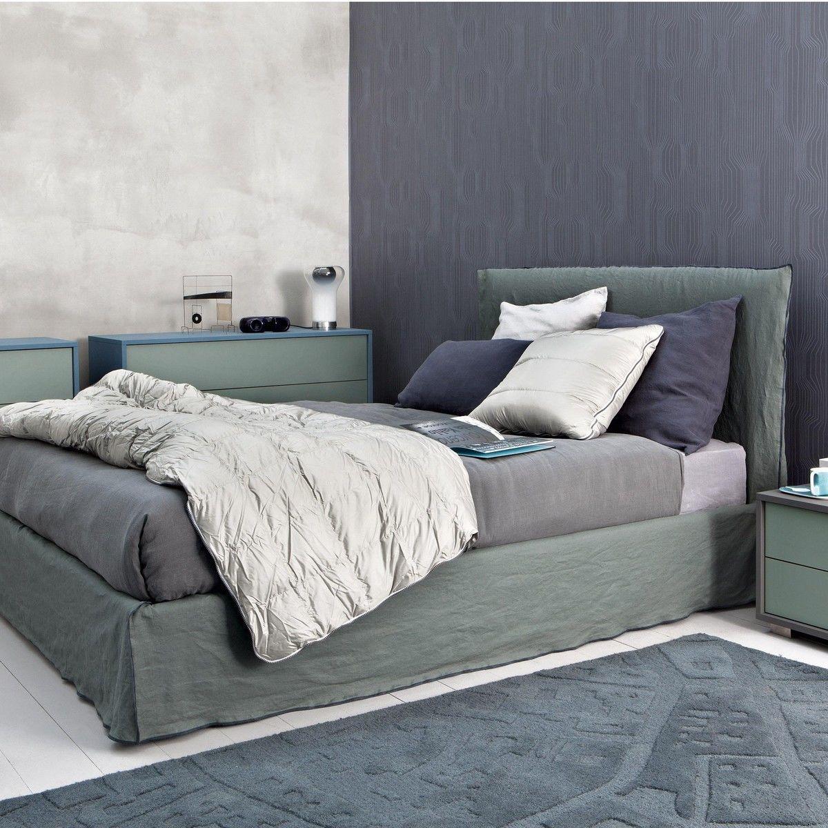 Ghost 80 E Double Bed Gervasoni