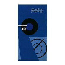 - Blue Marine Rug 110x215cm