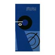 ClassiCon - Blue Marine Teppich 110x215cm