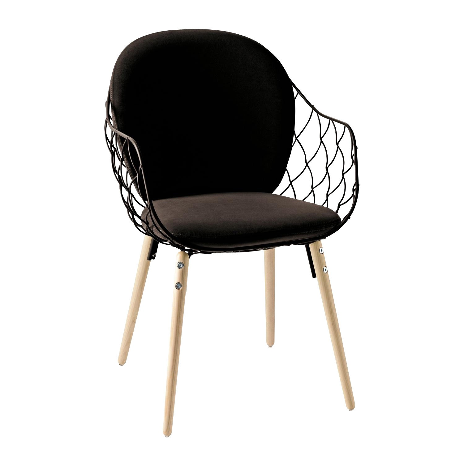 Magis pi a chair fabric fully upholstered ambientedirect for Magis chair