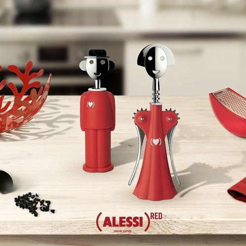 Alessi - Alessandro M. Korkenzieher Special Edition