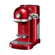 KitchenAid - 5KES0503 Artisan Nespresso Kaffeeautomat - liebesapfelrot Candy Apple/lackiert/1160W/19 bar