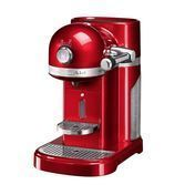 KitchenAid - 5KES0503 Artisan Nespresso Kaffeeautomat - liebesapfelrot Candy Apple/lackiert/1160W/19 bar